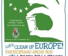 "San Ferdinando, Giornata Ecologica ""Plastica Zero""  Let's Clean-up Europe 2018"