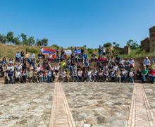 Grande successo per La via dei borghi nella Valle degli Armeni