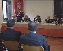 """Canolo, siglata """"Intesa per la Legalità"""" tra Ente Parco, Prefettura, Città Metropolitana e Comuni del Parco"""