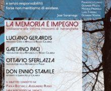 Il 21 maggio Cittanova ricorda nove vittime innocenti di mafia con tre importanti magistrati