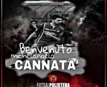 L'Asd Futsal Polistena Calcio a 5  ha acquistato  Michelangelo Cannatà