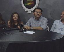 Gioia Tauro, conferenza stampa presentazione ultimo singolo di Chiara e Martina Scarpari