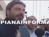 San Ferdinando, intervista a Roberto Fico Pres. Camera dei Deputati