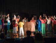 Reggio, grande successo dello spettacolo noi pinocchio
