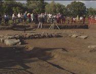 Rosarno, i nuovi scavi del Parco Archeologico aperti ai cittadini