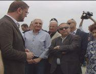 San Ferdinando, una delegazione del PD in visita alla tendopoli