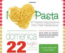 Polistena, I Love Pasta  3^ Edizione del Festival dei Primi Piatti