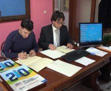 Protocollo d'intesa tra liberi tv, l'associazione fiore di lino ed il Comune di Soveria Mannelli