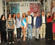 Monasterace, la Gioiese Ludovica Dito eletta Miss Sorriso Calabria
