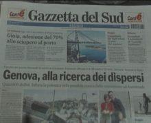 Rassegna Stampa 17 Agosto 2018