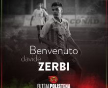 L'Asd Futsal Polistena Calcio a 5 ha acquistato Davide Zerbi