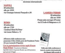 """Le relazioni bilaterali Italia-Russia  Presentazione del libro """"Dalla parte del presidente Putin"""" di Luca D'Agostini"""