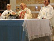 Gioia Tauro, Mons. Albino Caratozzolo ha festeggiato 63 anni di sacerdozio