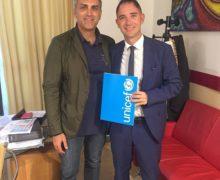 L'UNICEF di Reggio Calabria ha incontrato il Vicesindaco metropolitano