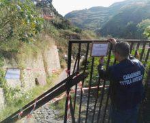 Reggio Calabria. I Carabinieri del nucleo operativo ecologico sequestrano un'area confinante con il torrente annunziata