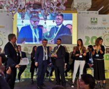 Coldiretti Forum Cernobbio: alla finale nazionale Oscar Green ha vinto un'azienda calabrese