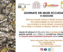 Sabato 20 ottobre il Museo diocesano aderisce alle Giornate nazionali dei musei ecclesiastici