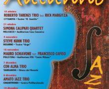 Polistena, parte Autunno in Jazz 2018
