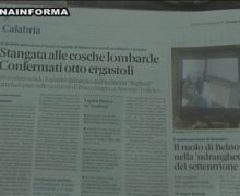 Rassegna Stampa 16 Ottobre 2018