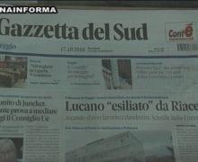 Rassegna Stampa 17 Ottobre 2018