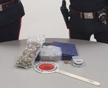 Palmi, un arresto per droga