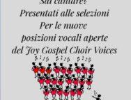 The Yoj Gospel Choir Voices: Audizioni a Gioia Tauro
