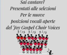 The Yoj Gospel Choir Voices: Audizioni a Gioia Tauro