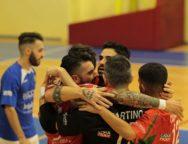 Futsal Polistena, rieccoti! I rossoverdi tornano al successo, Akragas ko