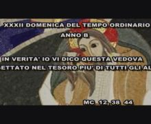 Il Cammino dello Spirito, XXXII Domenica del Tempo Ordinario
