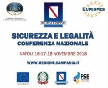 """Intelligence, Caligiuri relatore a Napoli al tavolo sulla """"Cyber Security"""" della conferenza nazionale """"Sicurezza e legalità""""."""