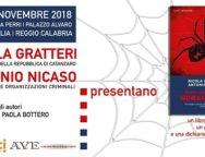 """A Reggio """"Storia segreta della 'ndrangheta"""": il nuovo libro di Gratteri e Nicaso"""