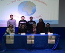 Rosarno, Istituto Piria: II Edizione della giornata, la Terra vista da un professionista: a scuola con il Geologo