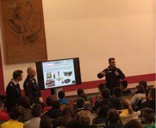 Locri. Attività preventive dei Carabinieri nelle scuole