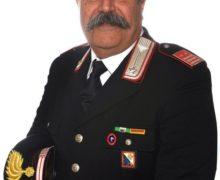 Il Luogotentente BENEDETTO va in pensione. Un caro saluto da parte del Comandante Provinciale dei Carabinieri