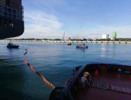 Esercitazione di security nel porto di Gioia Tauro