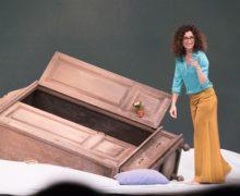 Al Rendano di Cosenza Teresa Mannino