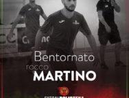Rocco Martino e' un giocatore della Futsal Polistena