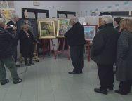 """Gioia Tauro, sede Pensionati: Collettiva  di pittura e scultura dal tema: """"Gioia-Palmi- Bagnara"""""""