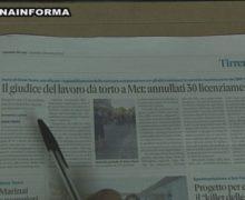 Rassegna Stampa 6 Dicembre 2018