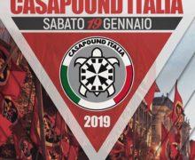 "CasaPound (Calabria): ""Sabato 19 gennaio 'Festa del Tesseramento'"""