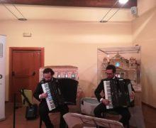 Oppido, concerto di fisarmonica dai Maestri Rocco Cannizzaro e  Natalino Scaffidi