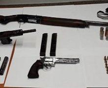 Locri, un arresto per detenzione abusiva di armi
