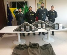 Porto Gioia T, sequestro 115 kg cocaina