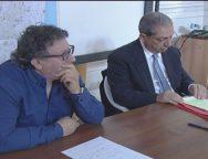 Cinquefrondi, conferenza stampa sulla viabilita' della Piana e Pedemontana