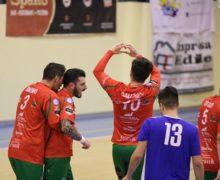 Futsal Polistena, quanto 6 bello! Regalbuto ko, rossoverdi quarti