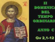 Il Cammino dello Spirito, 2 Domenica del tempo ordinario