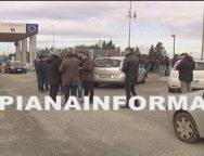 Porto di Gioia Tauro, sit in della UIL per i diritti dei lavoratori esodati e non reintegrati