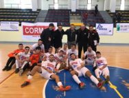 Futsal polistena, vittoria di sudore per l'Under 19