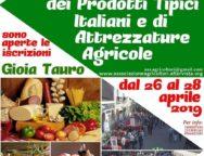 Terza edizione della Fiera Campionaria dei Prodotti Tipici Italiani e di Attrezzature Agricole