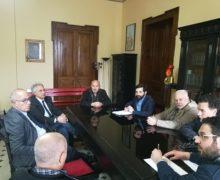 Comune di Palmi, incontro con l'Assessore Regionale Francesco Rossi